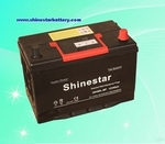 12v 90AH Maintenance free Car Battery