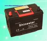 12v 90AH Maintenance free Auto Car Battery