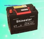 12v 60AH Sealed Maintenance Free battery hybrid car battery