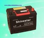 12v 65AH Sealed Maintenance Free car battery brand names
