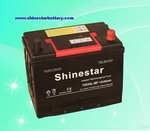 12v 65AH Sealed Maintenance Free car battery car battery cover