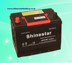 65AH Sealed Maintenance Free car battery  12v car battery