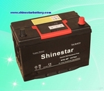 12 V70AH MF car battery