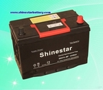 12 V80AH Maintenance Free Vehicle Battery