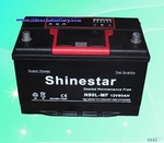 12 V90AH Maintenance Free Automotive Battery