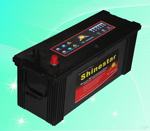12 V135AH Maintenance Free Heavy Duty Truck Battery