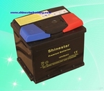 12V 36AH DIN standard Sealed Maintenance free Automobile Battery