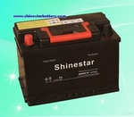 12Volt 45AH DIN standards Sealed-Maintenance free car battery price