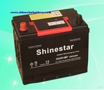 60AH DIN standards Sealed Maintenance free Auto Start Batteries