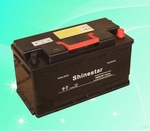 DIN standard 12V88Ah Sealed Maintenance free Car Battery