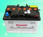 DIN80  12V80AH Dry Charged Car Batteries