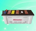 N120 12V120AH Dry Car Battery