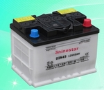 DIN45 High quality Dry Charged Car Battery