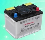 DIN55 High quality Dry Charged Car Battery