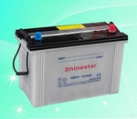 DIN95 Dry Charged Car Battery