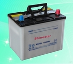 NS70L 12V65AH Dry Car Battery